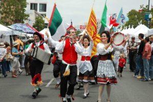 Italianos Dançando