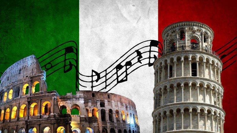 musicas para aprender italiano